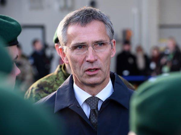 Генеральный секретарь НАТО сказал онеудаче посближениюРФ иУкраины