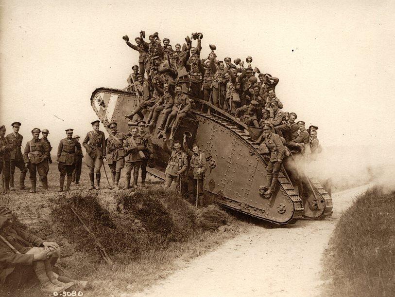 Скачать Первая Мировая Война Торрент