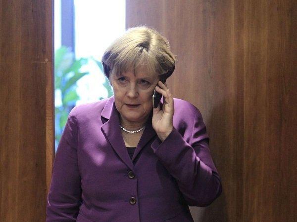 Меркель поддержала ракетный удар США, Великобритании иФранции поСирии