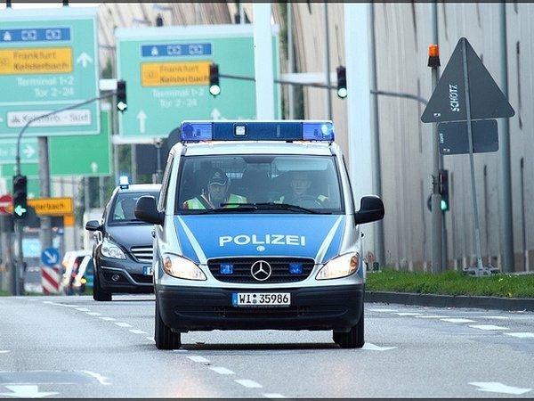 Русские фанаты безжалостно избили испанских туристов вГермании