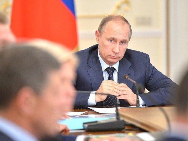Путин подписал указ обизменениях вструктуре ядерного оружейного комплексаРФ
