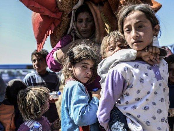 Сирийские курды в Суруче