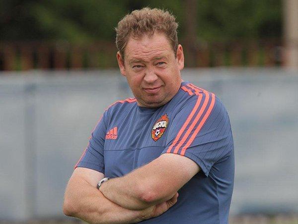 ЦСКА официально объявил обуходе Слуцкого