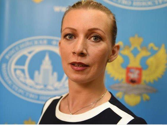 Захарова объяснила, почему визит Тиллерсона небыл отменен после удара поСирии