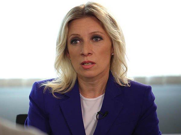 Захарова прокомментировала сообщения оработе Орхана Джемаля вЦАР