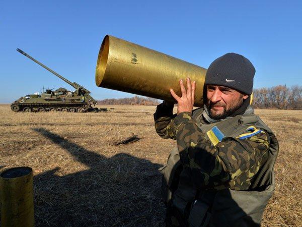 Киев оценил потери силовиков вДонбассе в20 тыс. человек