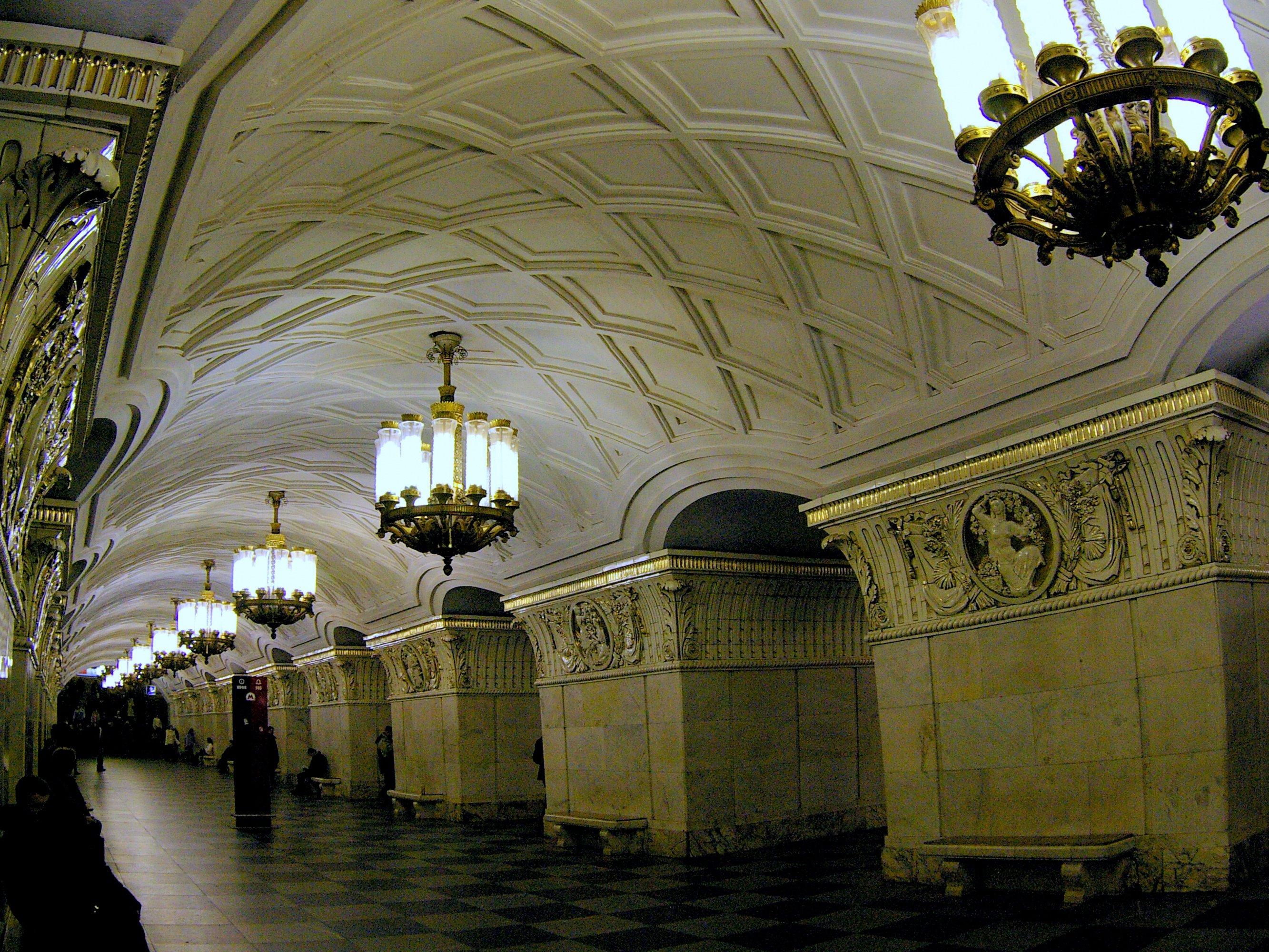 метро московский проспект картинки