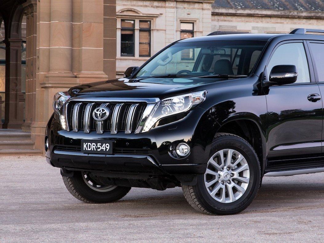Тойота и Хёндай признаны самыми угоняемыми марками машин в Российской Федерации