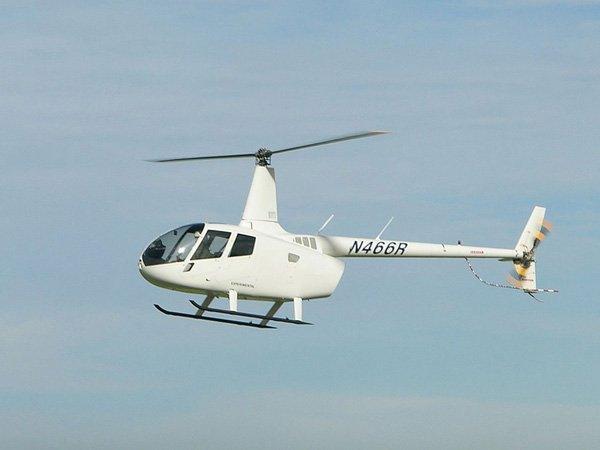 ЧПвПодмосковье: жесткую посадку совершил вертолет Robinson