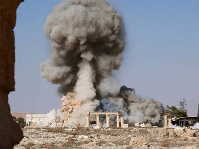 Бойцы Асада сорвали атаку ИГИЛ наПальмиру плотным артиллерийским огнём