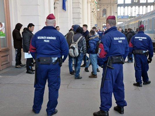 Венгерские спецслужбы задержали подозреваемого вовзрыве вБудапеште