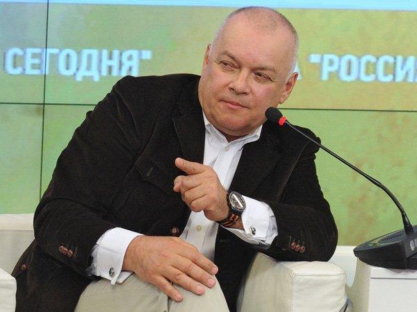 Киселев резко ответил Венедиктову наобвинение вподстрекательстве кнападению наФельгенгауэр