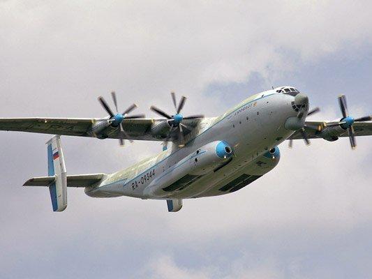 Украина подала жалобу вICAO наРосавиацию из-за самолетов «Ан»