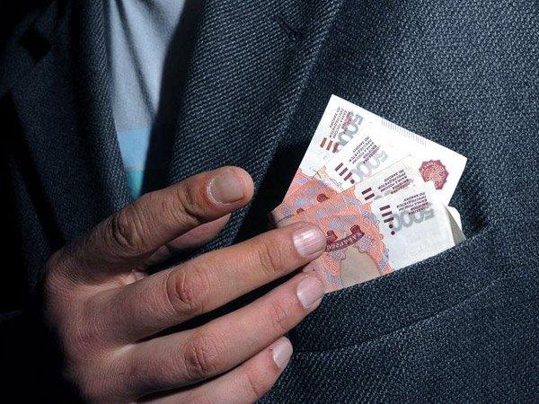 В столице средний размер взятки превысил 2 млн руб.