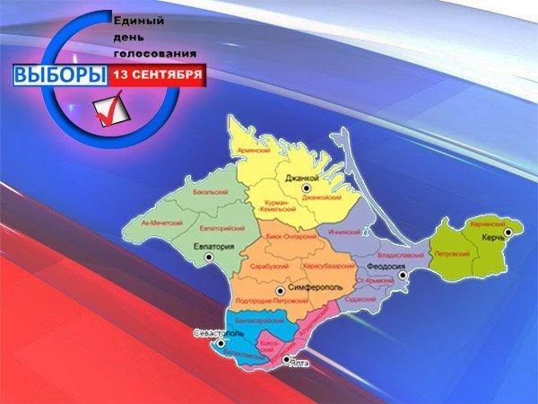 ИЛЬЯ КАРПЮК: Немногочисленные крымские выборы