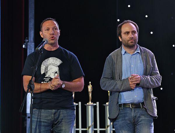 Михаил Сегал и Павел Мерзоев