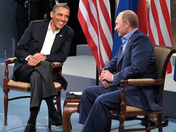 Очем говорили Путин иОбама?