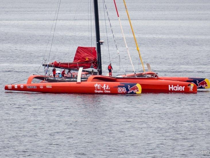 Китайский яхтсмен пропал наГавайях, пытаясь переплыть Тихий океан