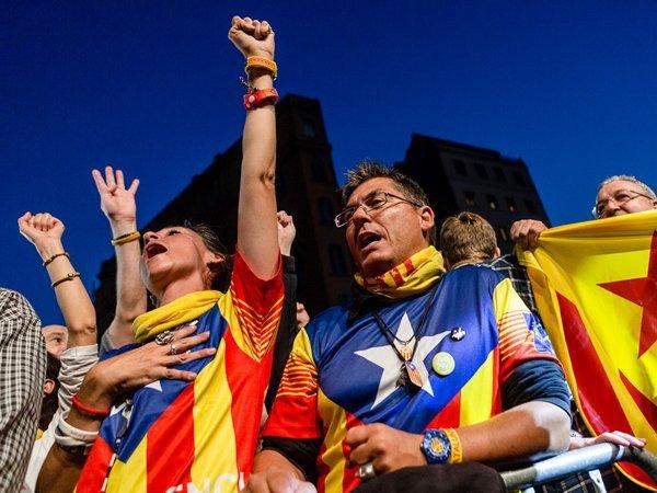 Выборы в Каталонии
