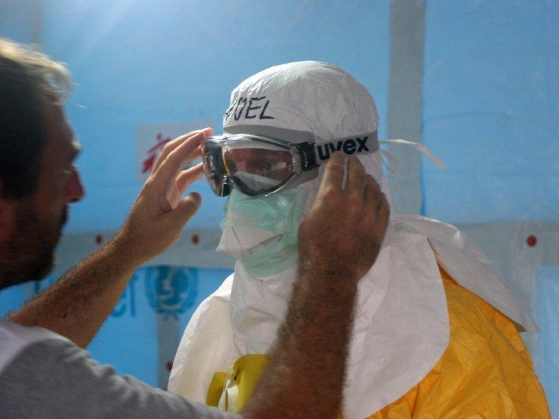 Максим Руссо: Лихорадка Эбола: подведение итогов - ПОЛИТ.РУ
