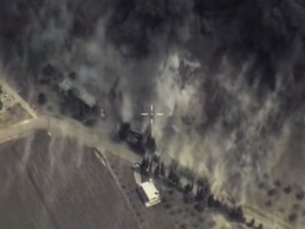 Авиаудары ВКС нарушили систему управления ИГИЛ— Генштаб