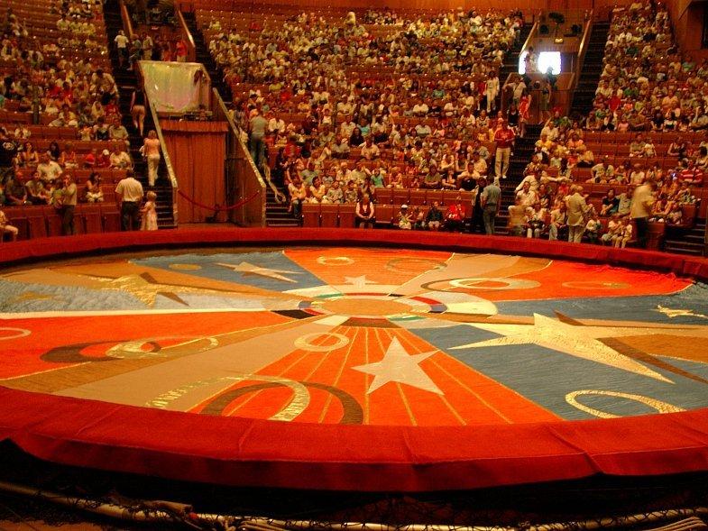 Запашный предложил распределить цирки между компаниями под контролем Минкультуры