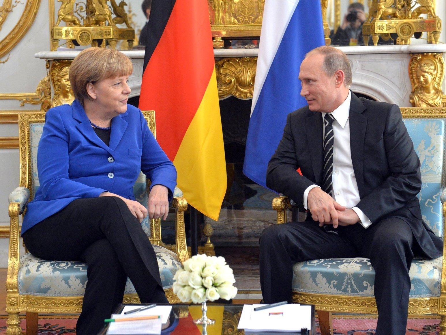 Путин объявил опродолжении работы нормандского формата поУкраине