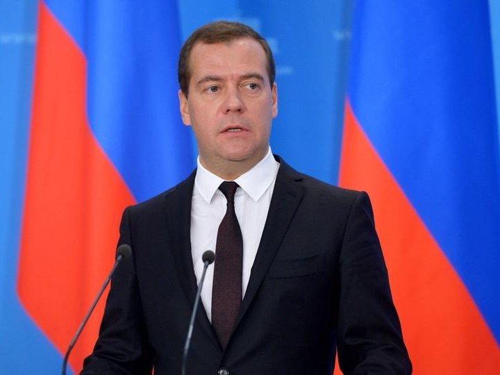 Медведев рассчитывает на настоящее сотрудничество сновым вице-президентом США