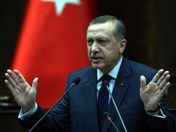 Эрдоган отмечает победу— Референдум вТурции