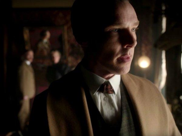 Заключительная серия «Шерлока» появилась всети интернет довыхода втелеэфир