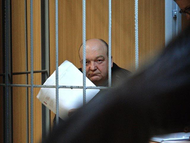 Генпрокуратура попросила 9 лет колонии для экс-главы ФСИН Реймера