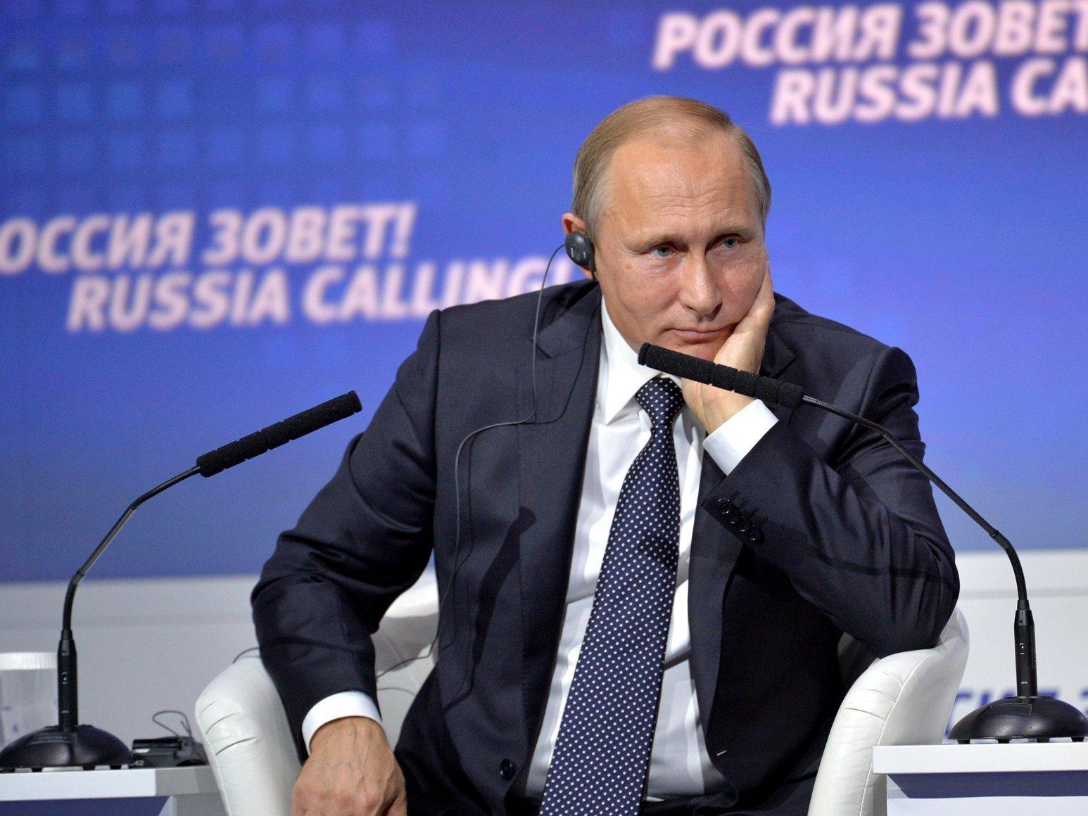 Путин поведал ожелании Российской Федерации иметь дружеские отношения сСША
