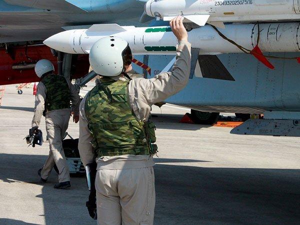 Российскую группировку вСирии сократят надве трети
