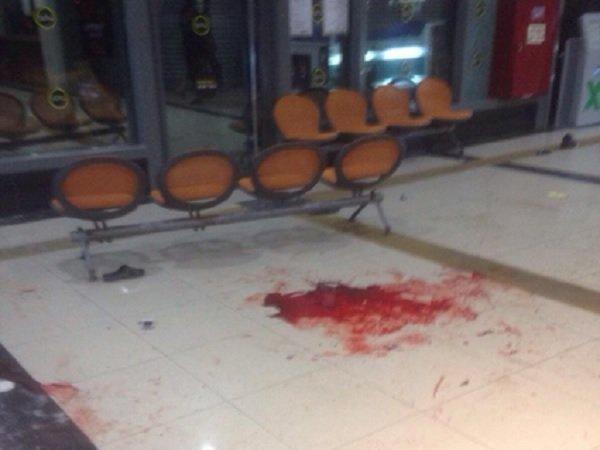 Состояние мужчины, раненного втеракте наавтовокзале Беэр-Шевы, остается тяжелым