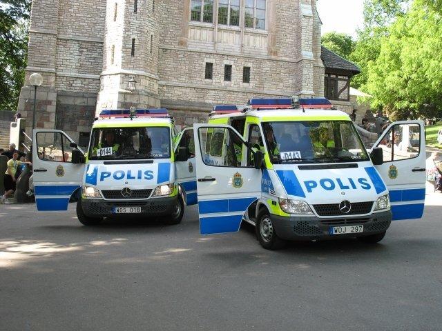 Неизвестный открыл стрельбу вСтокгольме, есть пострадавшие