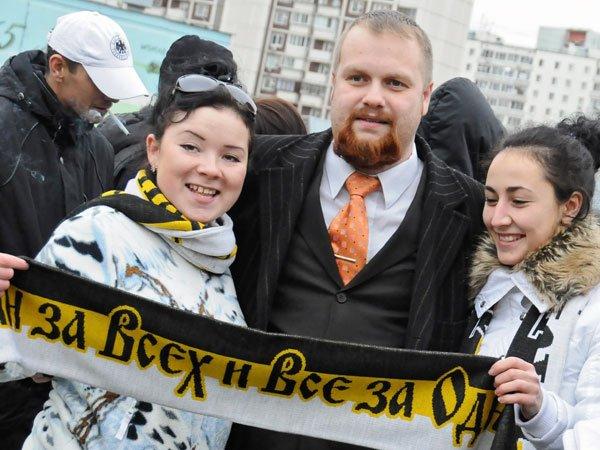 Никитинский суд столицы начнет рассмотрение дела против Дмитрия Демушкина