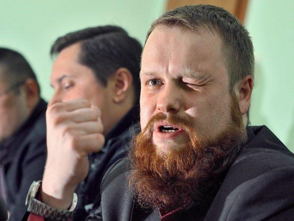 Националиста Демушкина приговорили к2,5 годам колонии заэкстремизм