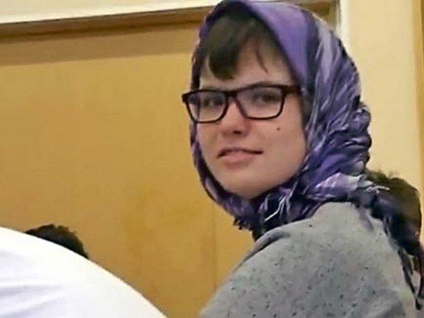 Караулова впереписке свозлюбленным признала джихад «спасением нации»