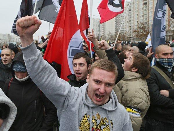 Марш гомосексуалистов в москве
