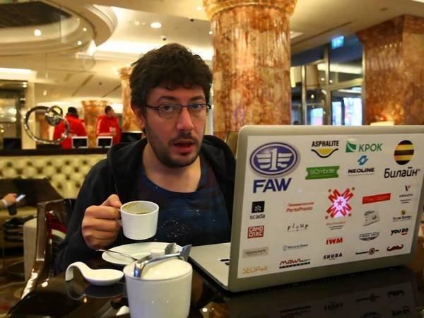 СБУкраины запретила заезд встран российскому дизайнеру Лебедеву