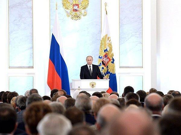 Путин предложил сделать новый статус для НКО-партнеров государства