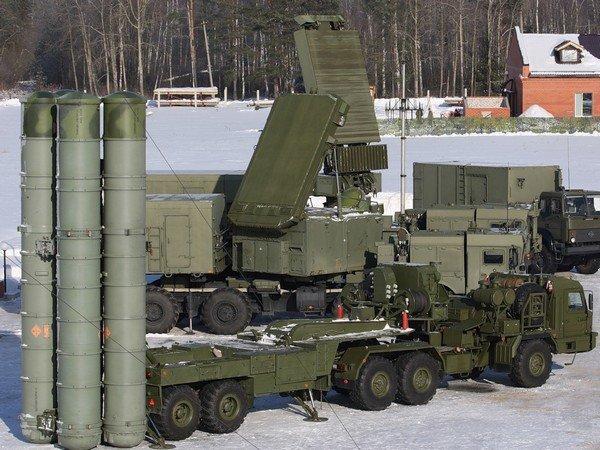 ВКрыму развернут дополнительные комплексы С-400
