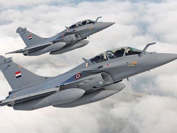 Франция нанесла поИГ первые удары крылатыми ракетами
