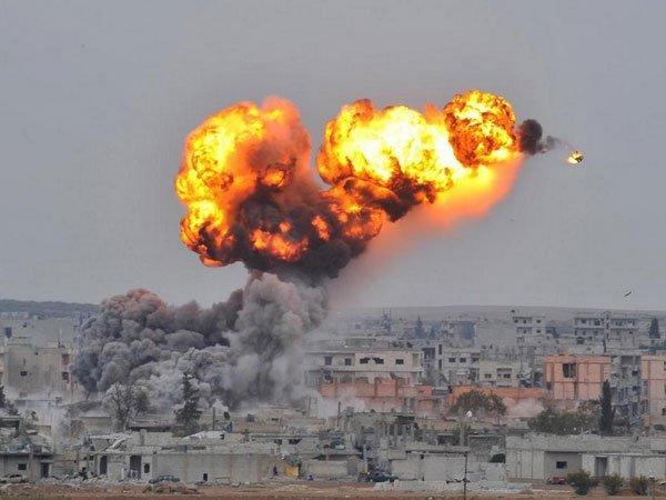 Коалиция обнародовала данные околичестве бомбардировок вИраке иСирии