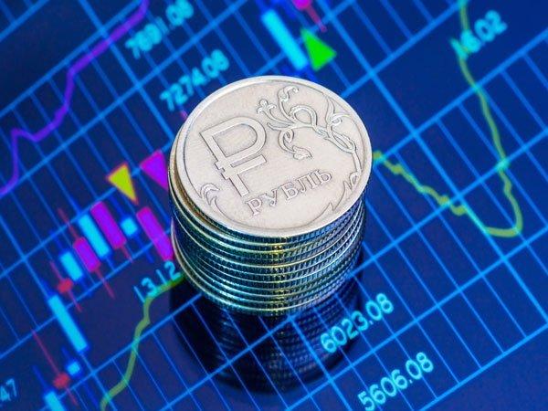 Евро идоллар растут наторгах Московской биржи
