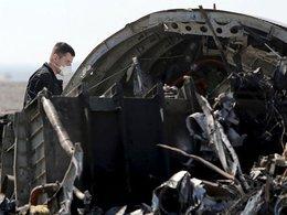 Крушение российского самолета над Синаем