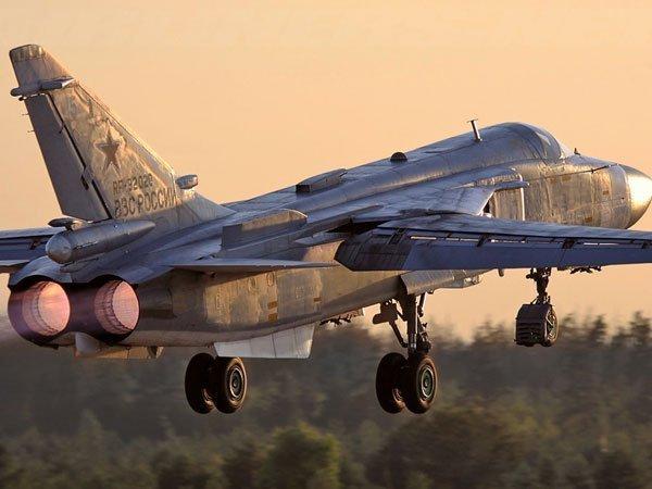 Су-24 ВКС РФ