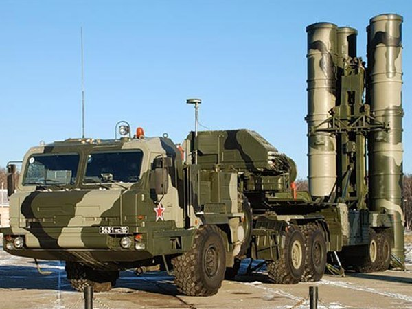 Очередной полк С-400 появится вКрыму вовтором полугодии