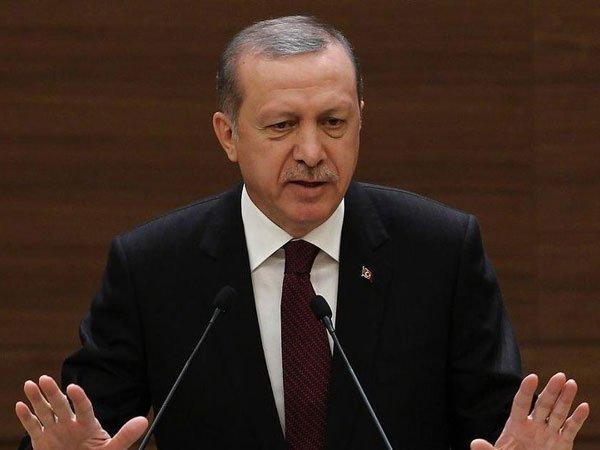Эрдоган может снова возглавить правящую партию на съезде 20