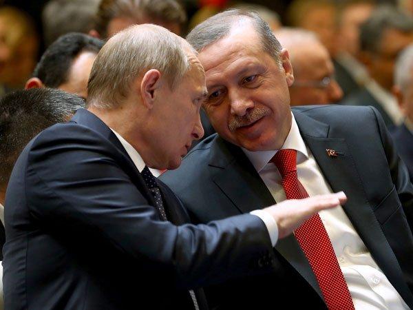 Президент РФ прилетит вТурцию нафутбол